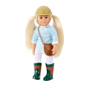 Aveline | 6-inch Equestrian Doll | Lori
