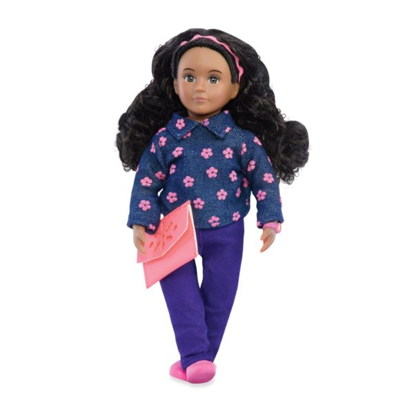 Anna Mae   6-inch Mini Fashion Doll   Lori
