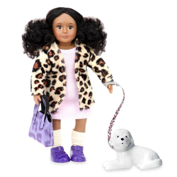 Ariah & Winston | 6-inch Doll with Pet | Lori