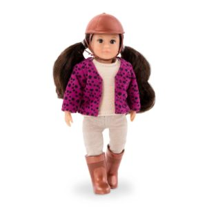 Philippa | 6-inch Equestrian Doll | Lori