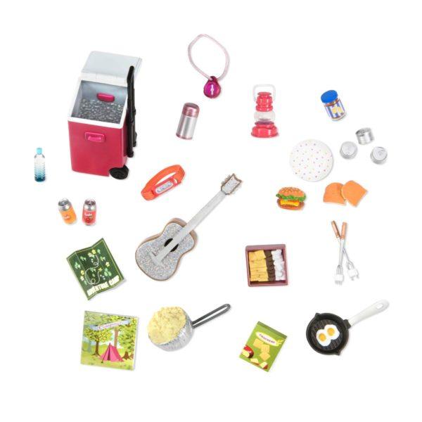 Camping & Carefree | Mini Doll Accessories | Lori