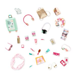 Travelling the World Set | 6-inch Doll Accessories | Lori