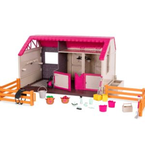 Horse Haven | Toy Horse Stable & Accessories | Lori