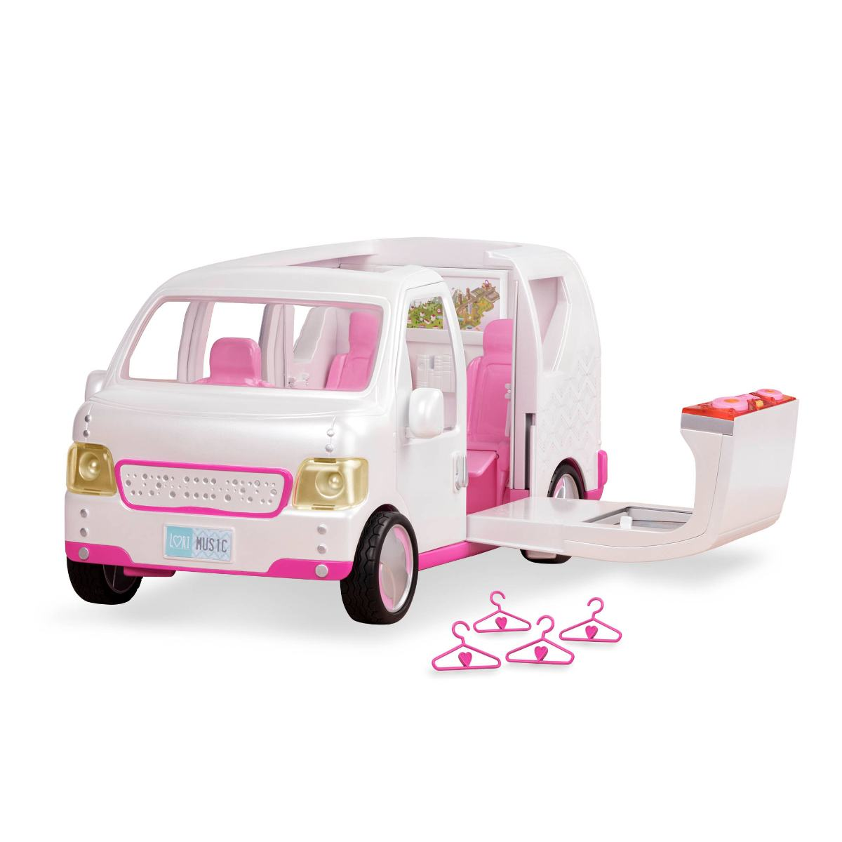 Sweet Escape Luxury SUV | Toy Car for 6-inch Doll | Lori Dolls