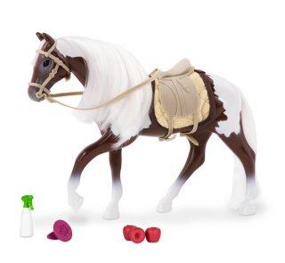 Pinto   6-inch Doll Horses   Lori