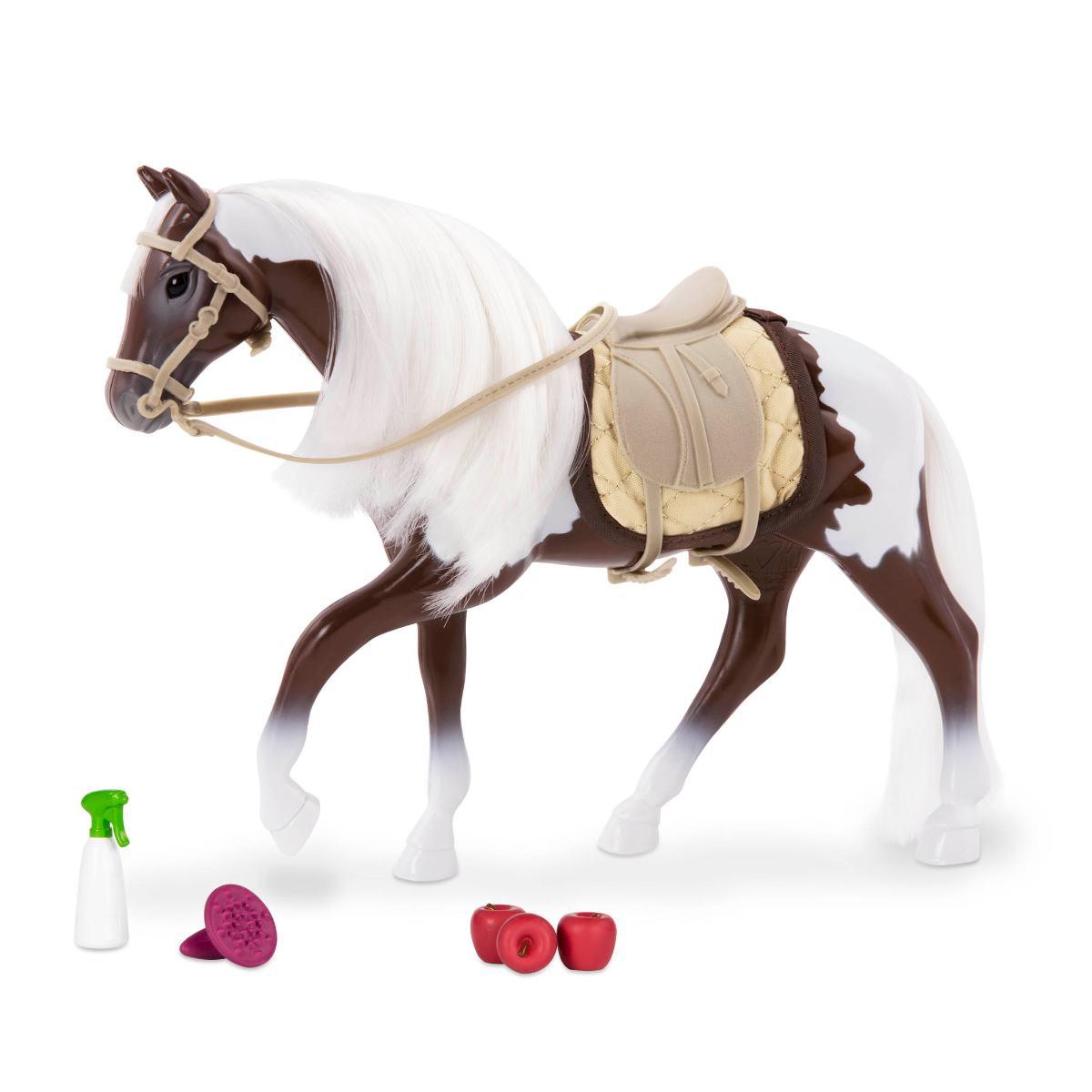 Pinto | 6-inch Doll Horses | Lori