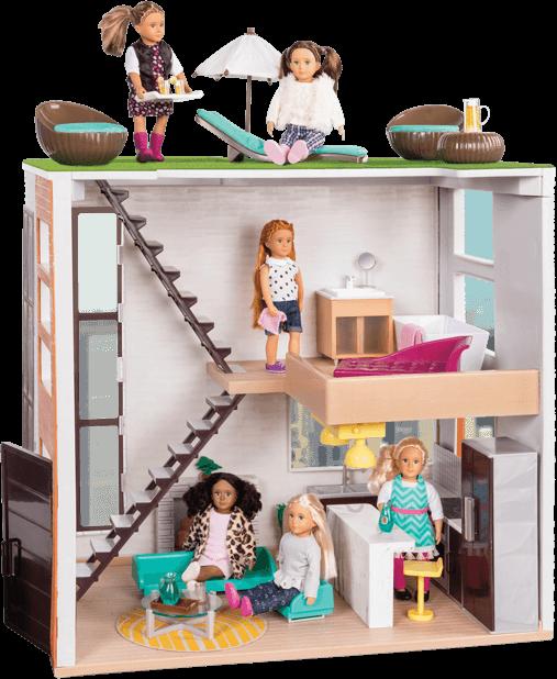 Home Base Lori Dolls