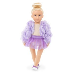 Tessa | 6-inch Ballerina Doll | Lori