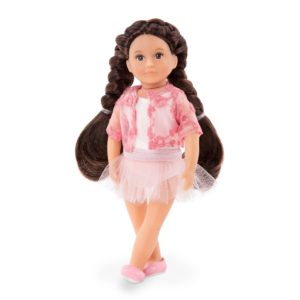 Adrienne | 6-inch Ballet Doll | Lori Dolls