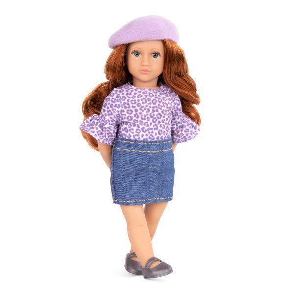 Marine | 6-inch Mini Fashion Doll | Lori