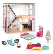 Lori's Loft   Dollhouse & Furniture for 6-inch Dolls   Lori