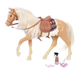 American Quarter Horse   Horse for 6-inch Dolls   Lori