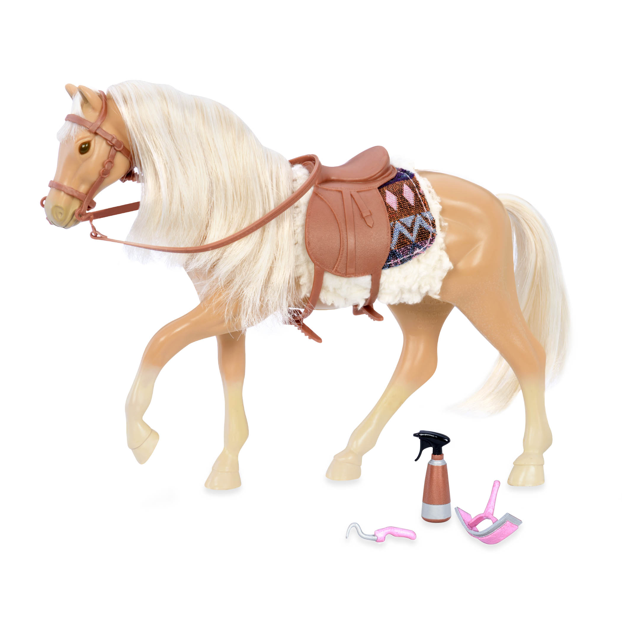 American Quarter Horse | Horse for 6-inch Dolls | Lori