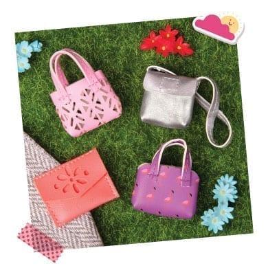 Doll purses.